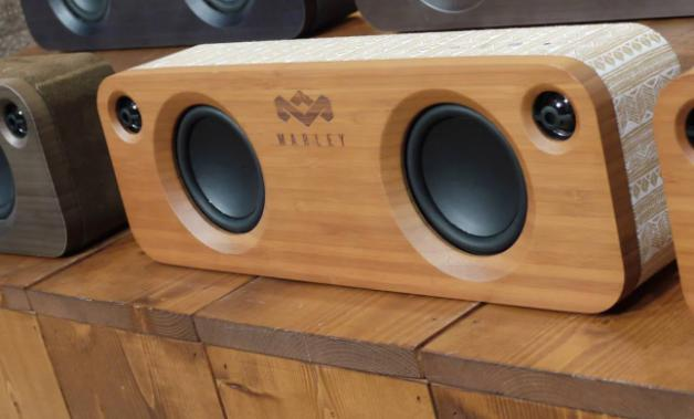 The House of Marley Bluetooth speaker