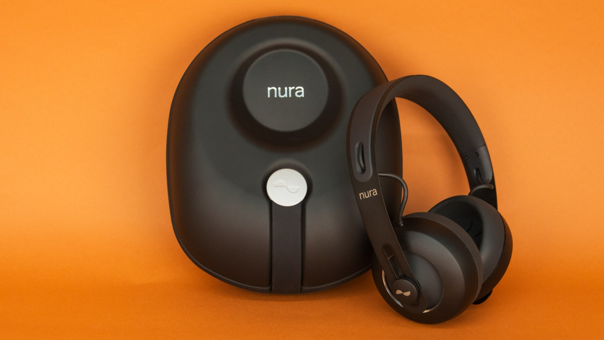 Nuraphone headphones