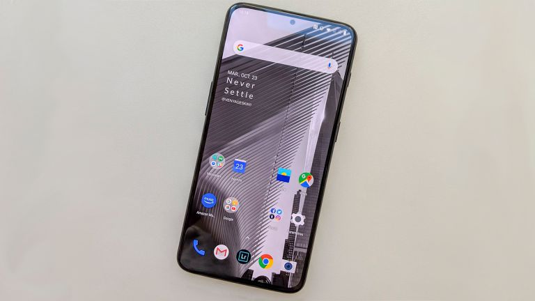 OnePlus 7 mobile phone
