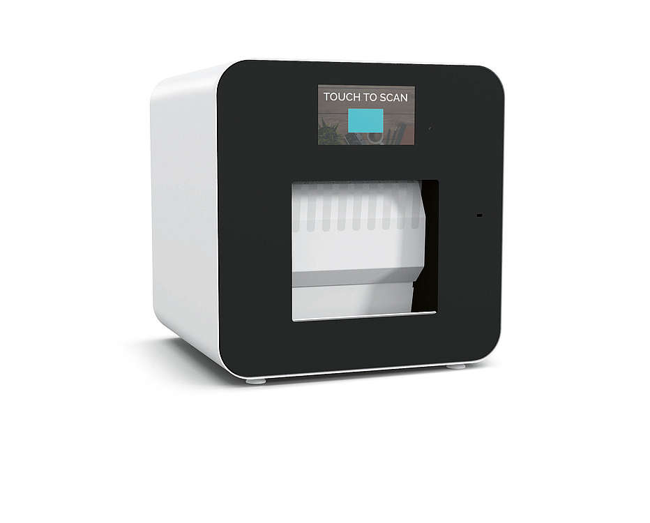 DI Support Print Cube Print-on-Demand System