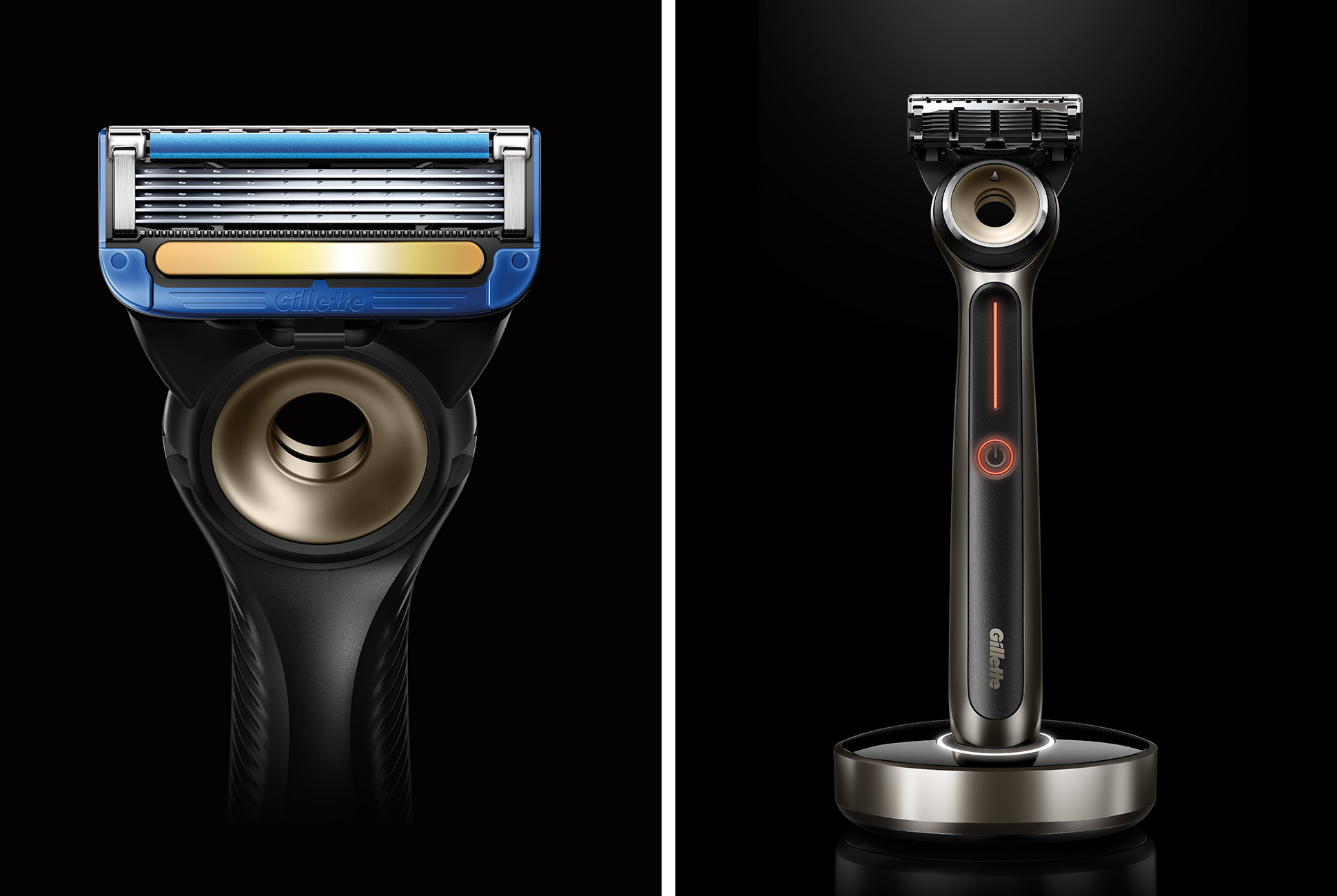 Gillette Labs The Heated Razor
