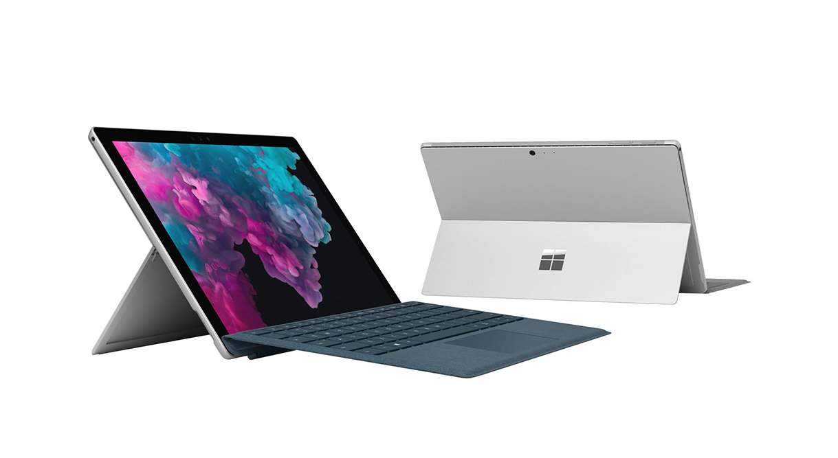 Microsoft Surface Pro 6 tablet/laptop