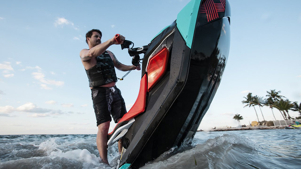 Sea-Doo Spark Trixx Jetboat
