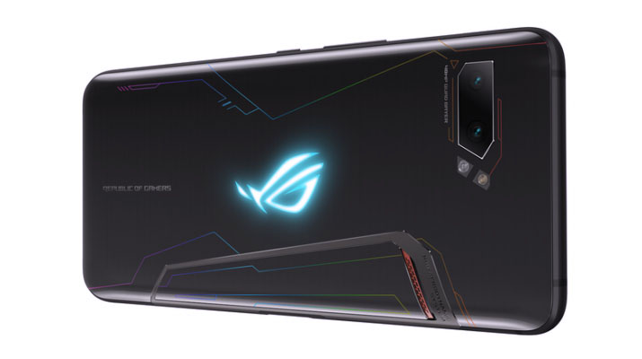ASUS ROG PHONE II new gadget 2019 fastest gaming phone