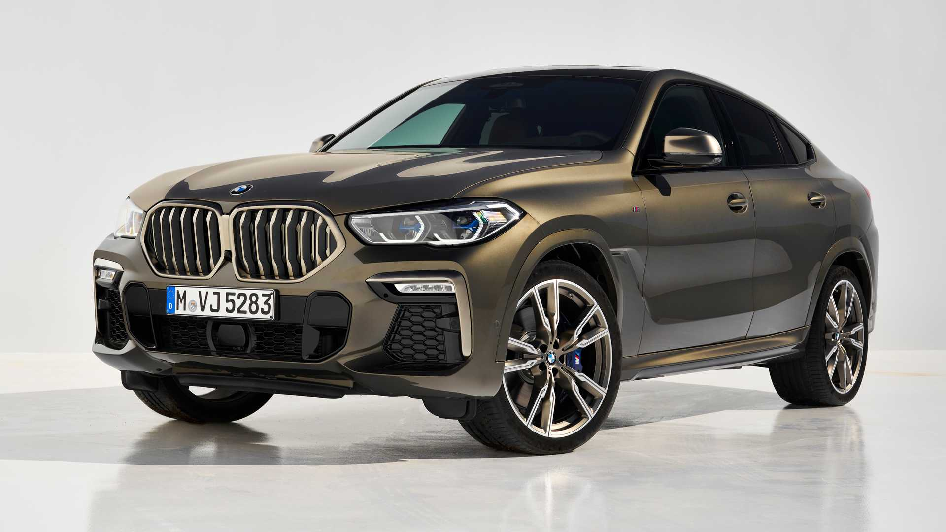 BMW X6 Crossover 2020