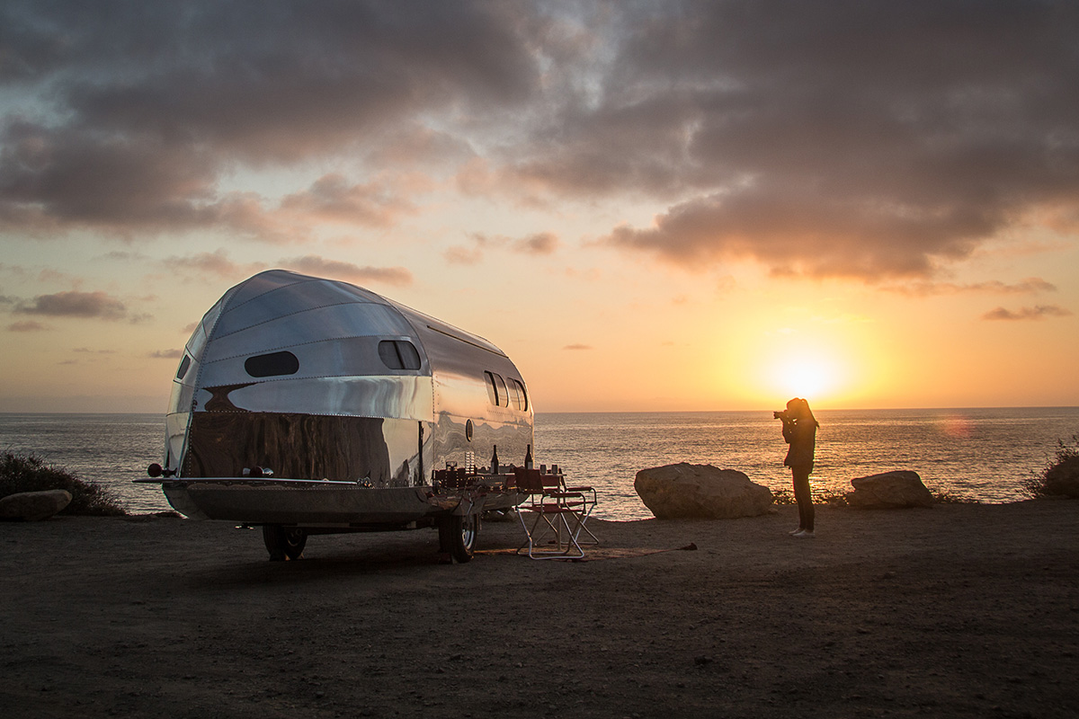 Bowlus Road Chief Endless Highway Camper