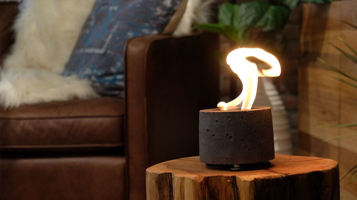 FLIKR – A Personal Fireplace